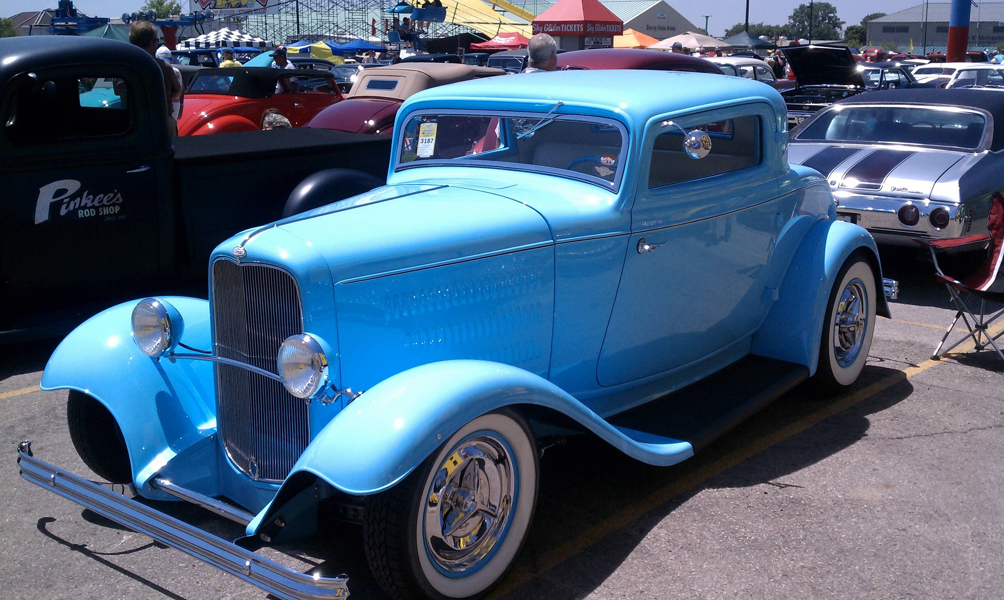 1932 Ford | Back to Old School Car Show